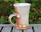 Slim Wood Fired Mug