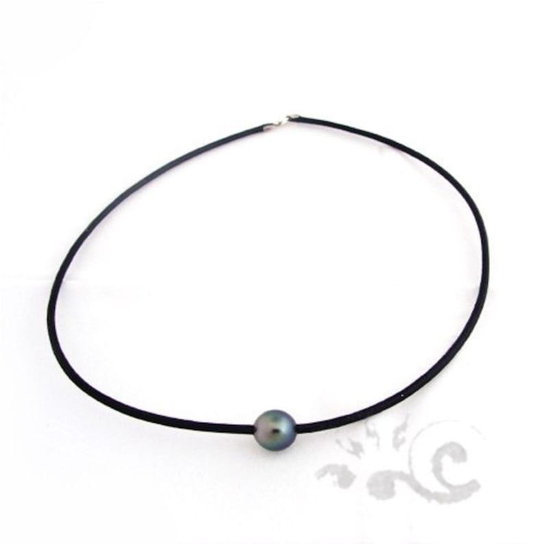 db0576ca27e4 Collar de la perla de Tahití