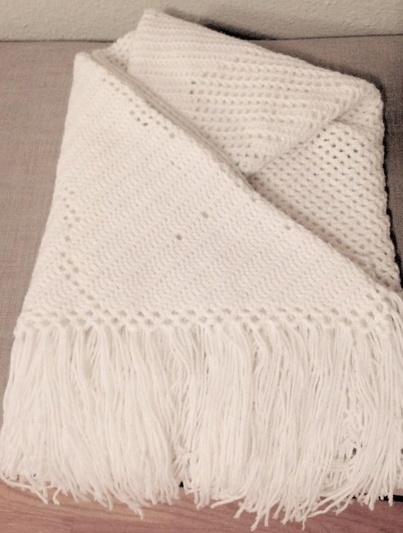 Chal abrigo chal de oración Crochet chal de oración abrigo | Etsy