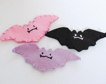 Bat Hair Clip