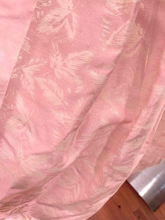 Sale was 65 Vintage 60s Pink Party Dress SZ 6 by … - image 2