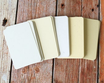 200pc INCLUSIONS Series Business Card Blanks
