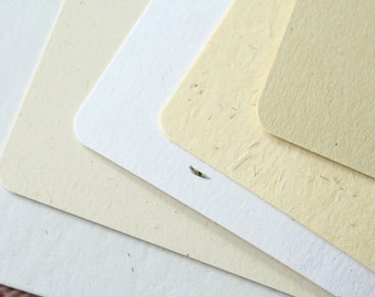 50pc INCLUSIONS Series Business Card Blanks
