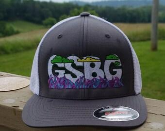 5677ab45faa Greensky Bluegrass mesh flex fit hat