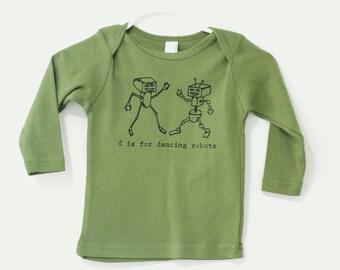 Funny Robot Shirt