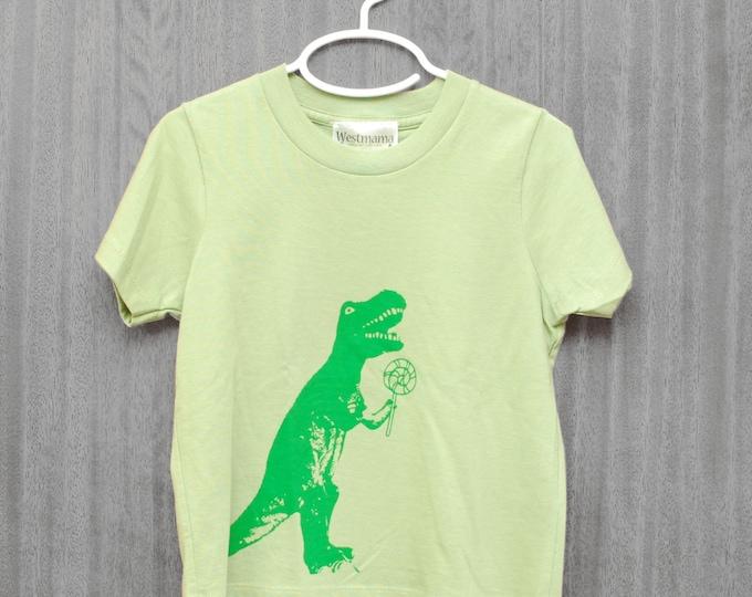 T-Rex, Dinosaur Shirt