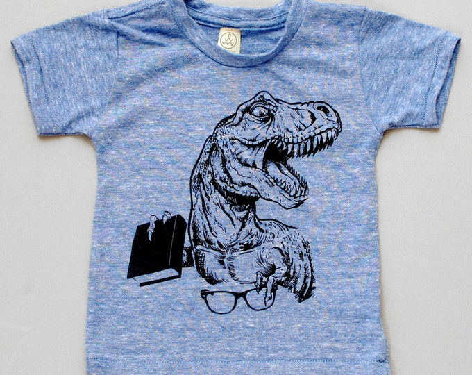 Children's Funny T-Rex Shirt