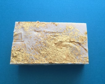 A Touch of Gold Unscented Goats Milk Soap