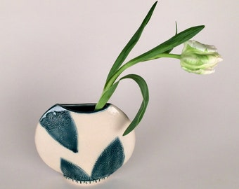 Round Bud Vase