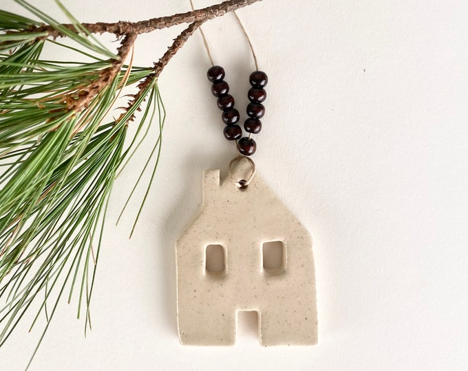 Featured listing image: House Christmas Ornament