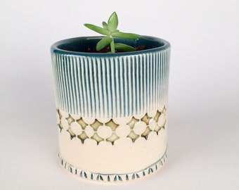 Modern Indoor Decorative Planter