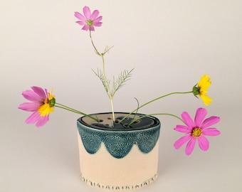 Flower Frog Vase