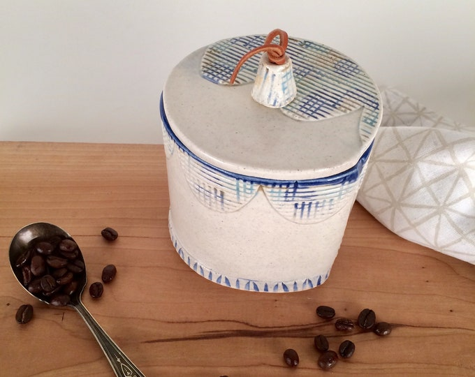 Featured listing image: Lidded Jar