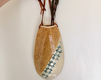 Wall Hanging Flower Vase