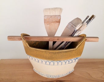 Artist Caddie with Oak Handle