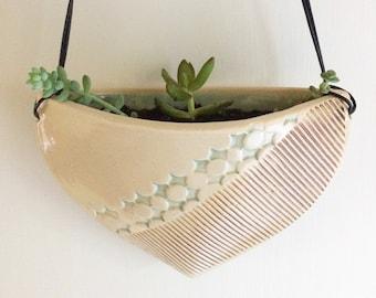 Decorative Hanging Planter