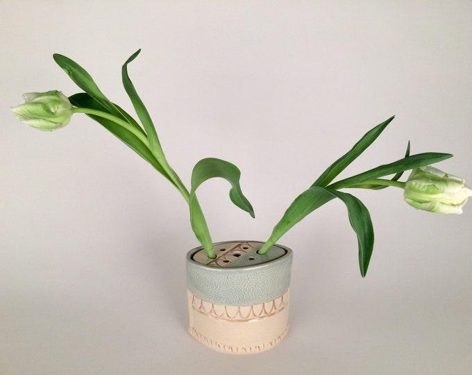 Featured listing image: Flower Frog Vase