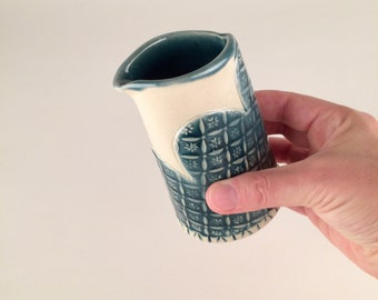 Small Creamer Pitcher