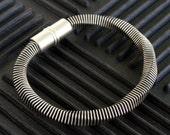Bob Bracelet | Mens Collection | Minimal Bracelet | Contemporary Bracelet | Modern Gift | Hand Made | Gift For Him | Groomsmen Gift