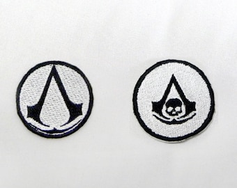 Assassin's Creed logo patch - choice of one