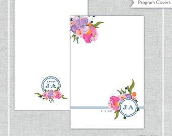 menu cover design etsy
