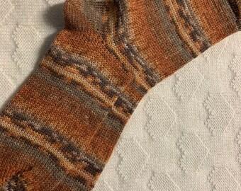 Size 11-12, Homemade Wool Socks, Unisex