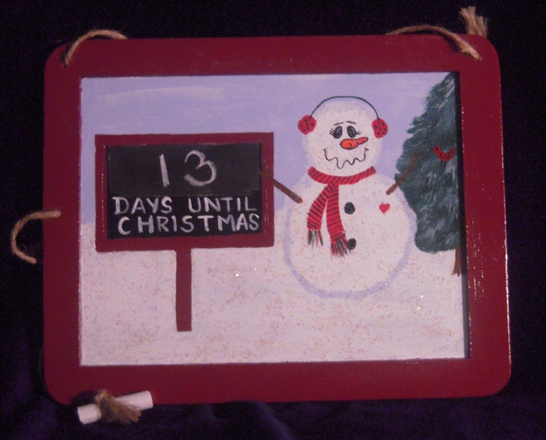 How Many Days Left For Christmas.Christmas Count Down