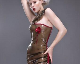 Rosette Dress