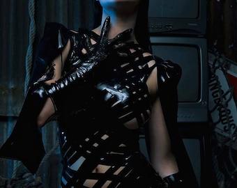 Strapped Bodysuit