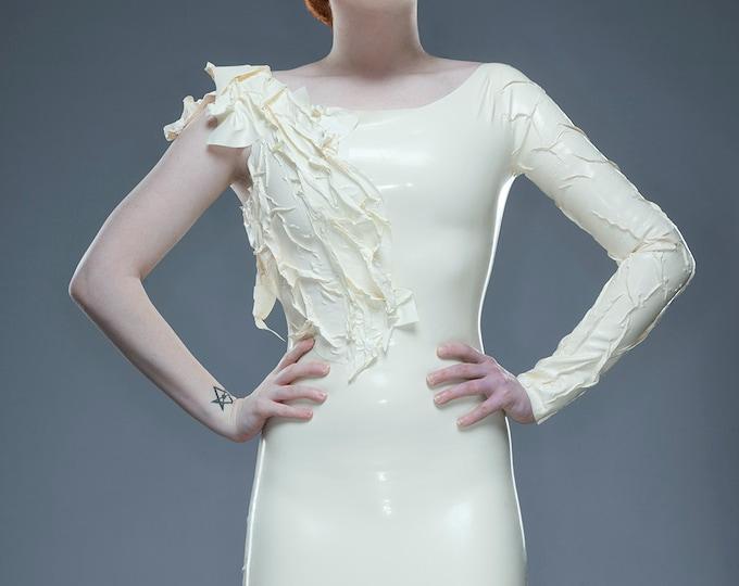 Severed Texture Dress