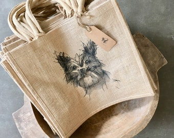 YORKSHIRE TERRIER,YORKSHIRE Terriers,Dog Totes,Dog Carry alls,Dog Carryall,Yorkie Tote Bag,Yorkie Carrier,Yorkie Accessory,Dog Tote Bags