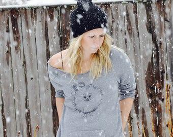 POMERANIAN SWEATER,POMERANIAN,Pom Pom Sweatshirt,Pomeranians,Pommy Sweatshirt,Pomeranian Gift,Pomeranian Gifts,Pomeranian Shirt,Pom Sweater