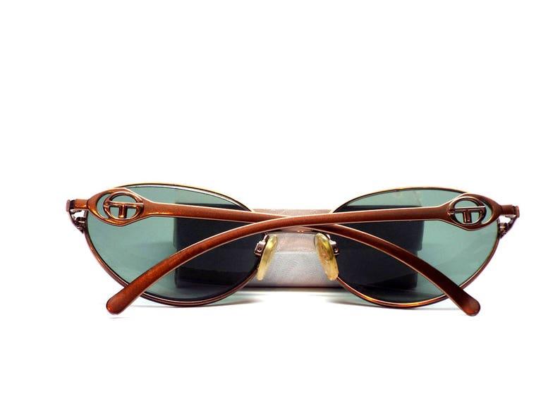 b8fabc4e01b2 Sergio Tacchini Sunglasses Eye Frame Vintage Sunglasses Frames
