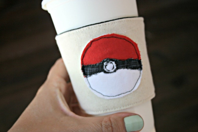 Geeky Gamer Cup Cozy image 0