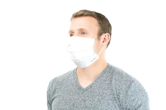 op maske wei es gesicht maske chirurgische gesichtsmaske. Black Bedroom Furniture Sets. Home Design Ideas