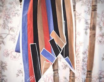 Vintage Monique martin scarf