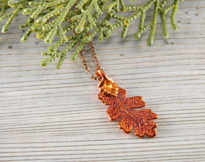 Real Leaf Jewelry