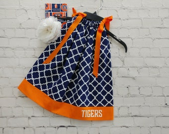 Auburn Boys Inspired Outfit With Tie