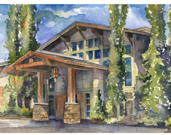 willows Lodge, woodinville