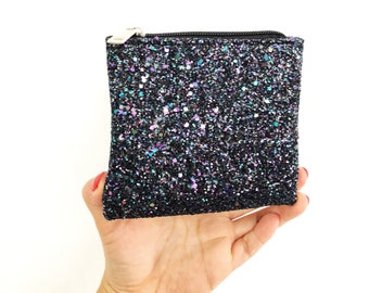Glitter coin purse (Ready to Ship)