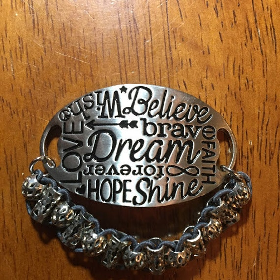 Dream and Hope Bracelet