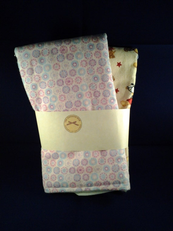 Boutique Style Burp Cloths
