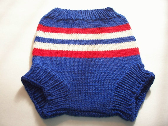 Hand Knitted Wool Diaper Cover Knit Cloth Diaper Wool Diaper Etsy