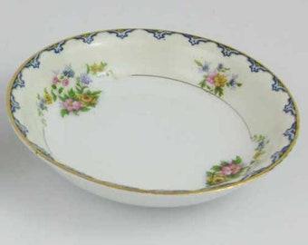 Vintage Noritake Athlone Fruit Bowl (1) Pattern #80460 Circa 1921