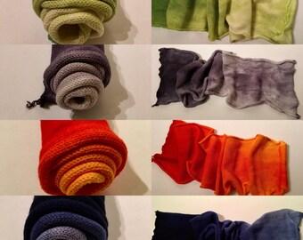 Ombre Gradient Sock Blank - 463 yds. Single Knit Blank - 75/25 SW Merino/Nylon