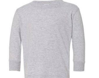 Long Sleeve Upgrade for babies, kids and youth