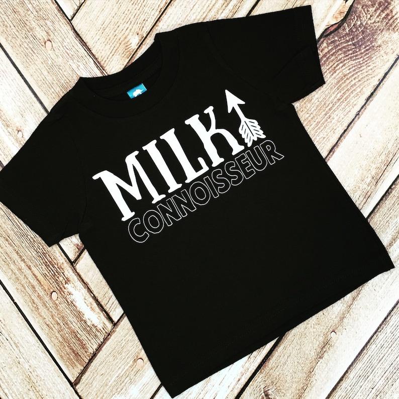 048f7e10dac2 Milk Connoisseur T Tee Shirt boob breastmilk formula