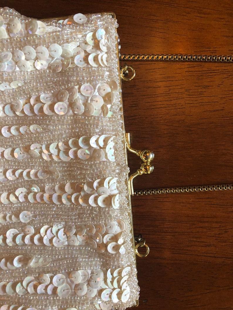 Vintage evening bag  handmade in china la regale ltd