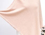 PONCHO wrap, poncho cape, AUTUMN fashion, gift ideas, autumn fashion accessories, poncho S M size, wool poncho in dusty pink colour