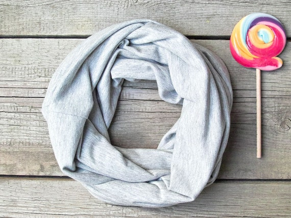 KIDS Infinity SCARF kids scarf  Loop scarf for 4-6 years old, one size scarf for kids, cotton accessories for kids, gift ideas